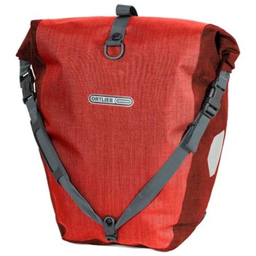 オルトリーブ バックローラープラス(F5202)(ペア) シグナルレッドチリ サイドバッグ