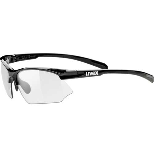 ウベックス スポーツスタイル 802 VARIO ブラック サングラス(調光レンズ)