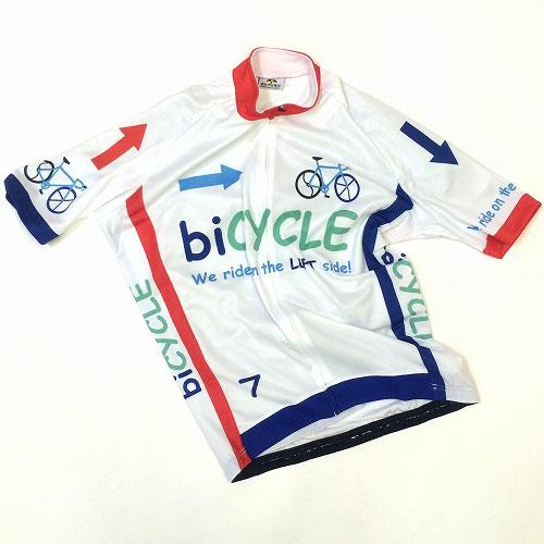 セブンイタリア biCYCLE Jersey フランス