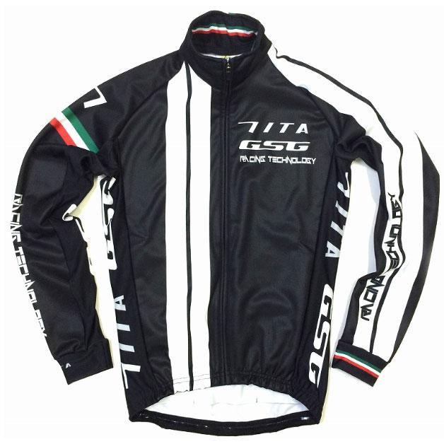 セブンイタリア GT-7 Jacket Black/White