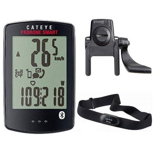 キャットアイ CC-PA500B パドローネ スマート ケイデンス 心拍計 ワイヤレス BluetoothSMART対応
