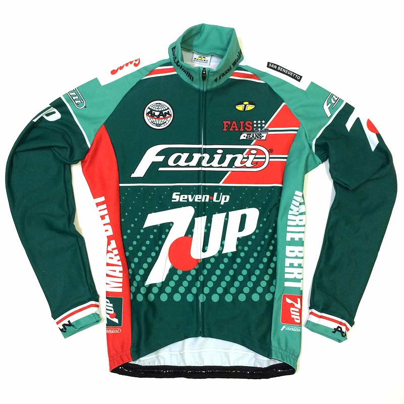 GSG 7UP LS Jersey Green