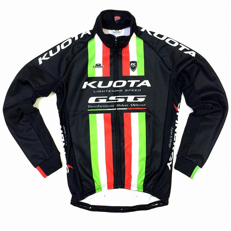 GSG KUOTA Jacket Black