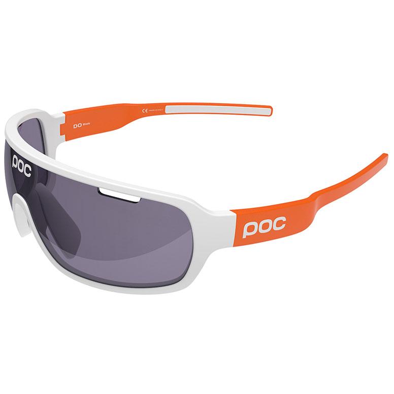 POC DO Blade AVIP(ドゥ ブレイド エイビップ) ホワイト/オレンジ サングラス