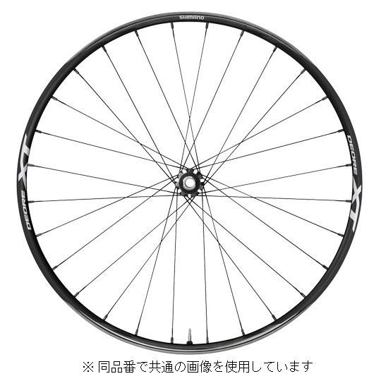 ★シマノ DEORE XT WH-M8000 QR 650B=27.5インチ チューブレス 前のみ【自転車】【マウンテンバイクパーツ】