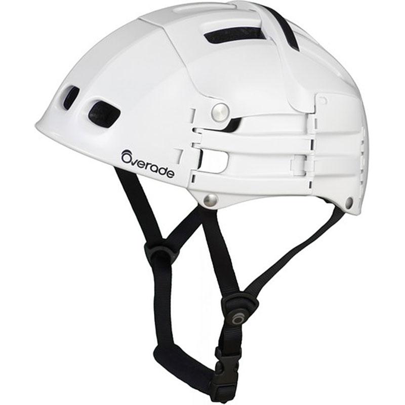 オーバーレイド Plixi helmet ホワイト