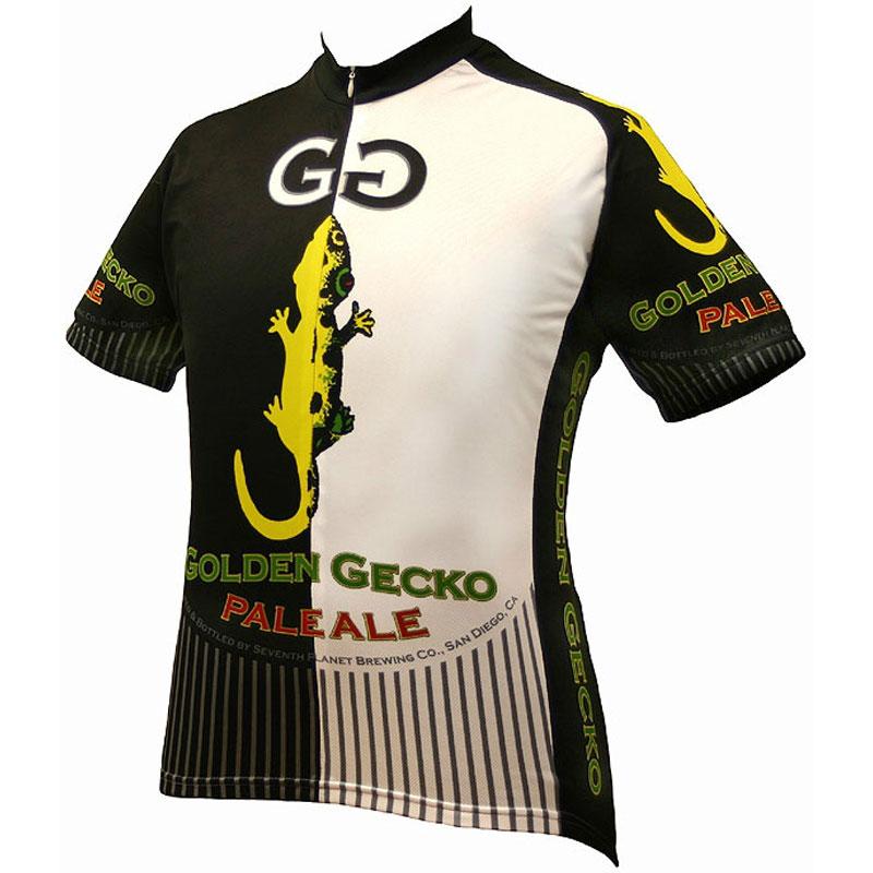 【現品特価】ワールドジャージ Golden Gecko Jersey