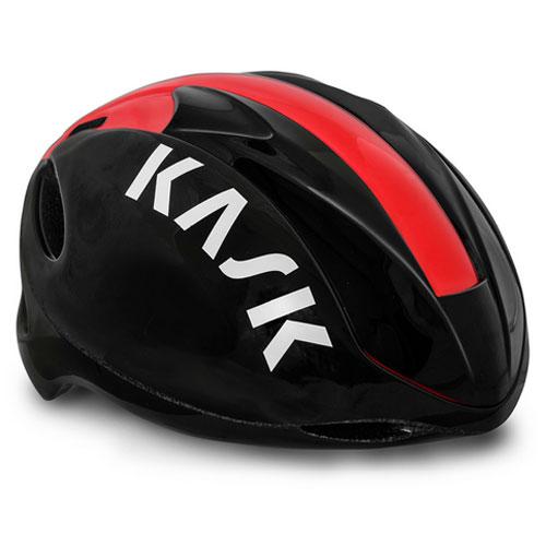 KASK INFINITY ブラック/レッド ヘルメット