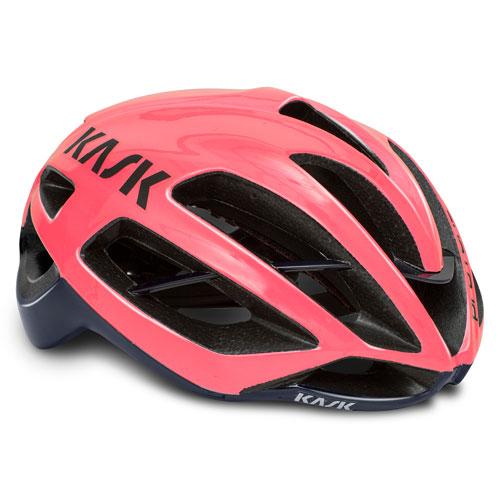 【現品特価】KASK PROTONE ピンク/ネイビーブルー ヘルメット
