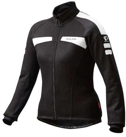 【特急】パールイズミ 【WB7500BL】ウィンドブレークジャケット(2サイズワイド)13.ブラック(5℃対応) レディース