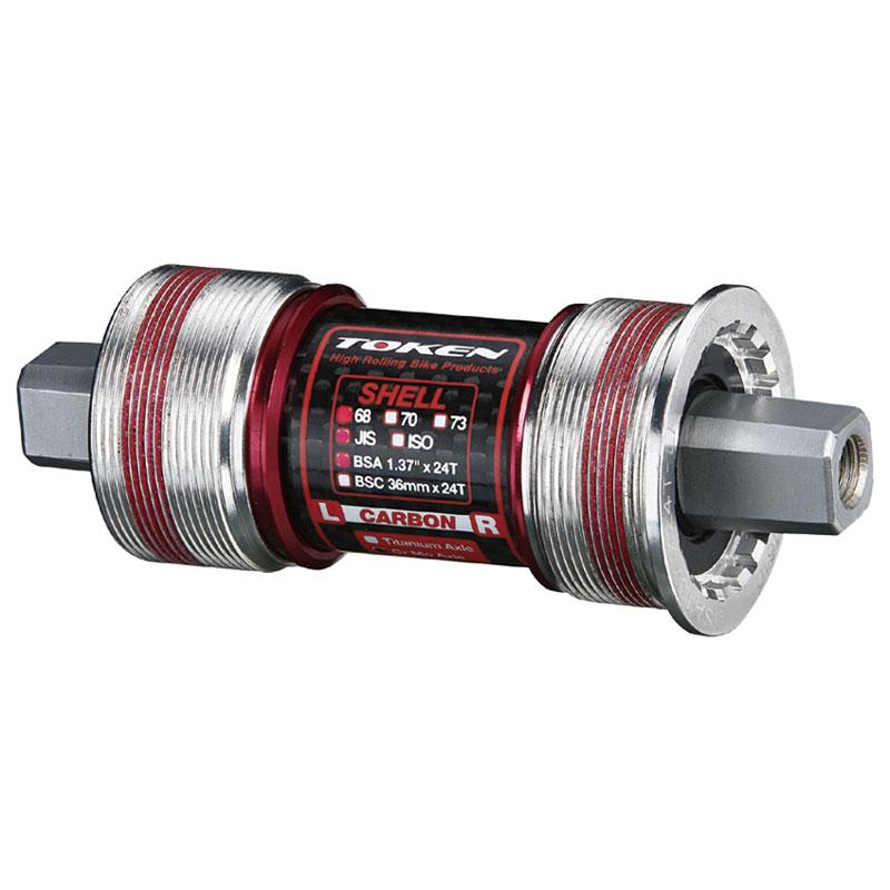 トーケン TK8671TBT ISO/カンパ ボトムブラケット