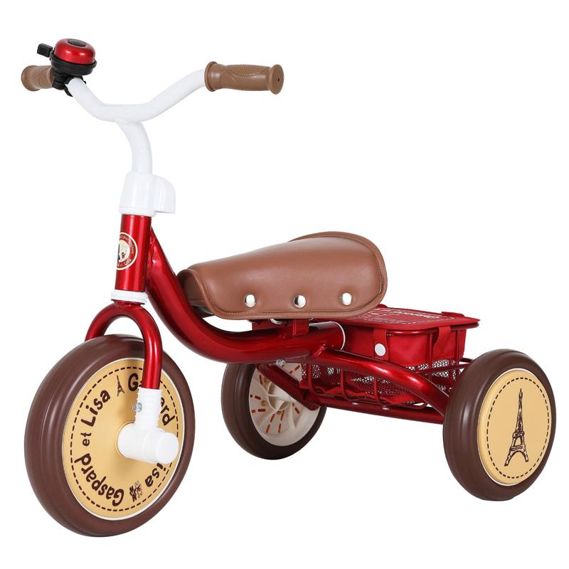 エムアンドエム リサとガスパール 三輪車