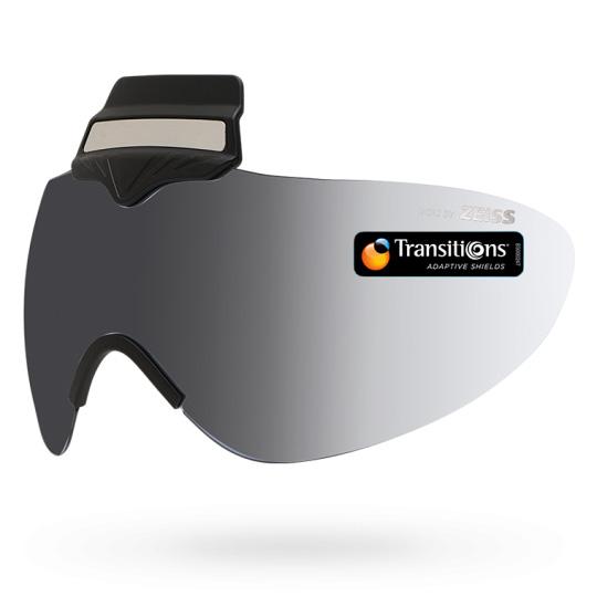 ベル アイシールド スタープロシールド用 トランジションシールド 調光レンズ