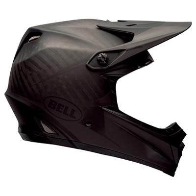 ベル フルナイン ヘルメット マットブラック/グレイインテイク