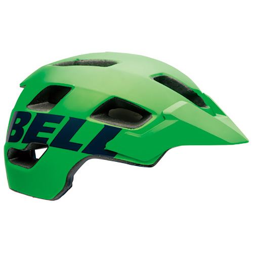 ベル ストーカー ヘルメット マットクリプトナイトエンブレム