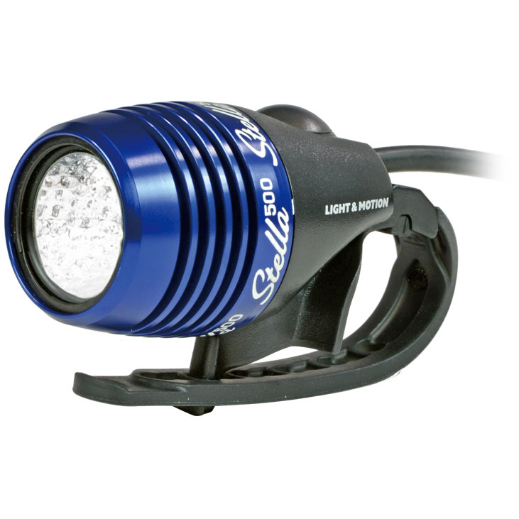 LIGHT&MOTION STELLA500 ヘッドライト