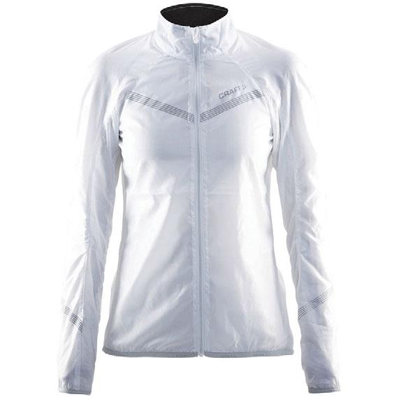 クラフト フェザーライトジャケット Wレディース ホワイト/プラチナ