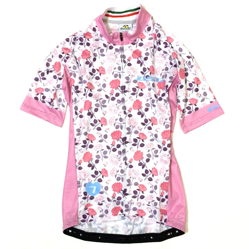 GSG Fiore Lady Jersey ホワイト/ピンク