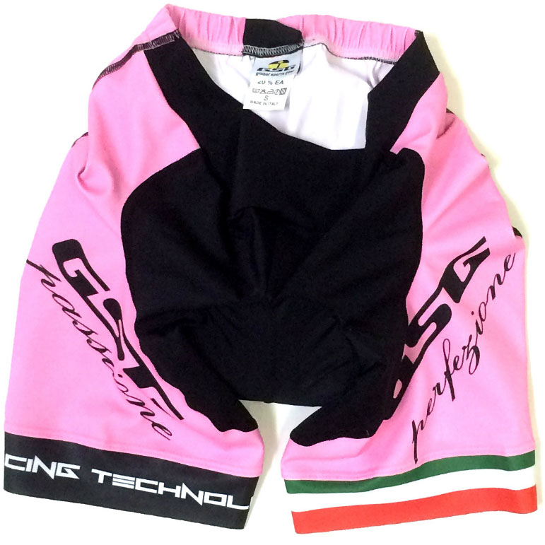 GSG Salite Infinite Lady Shorts ピンク/ブラック