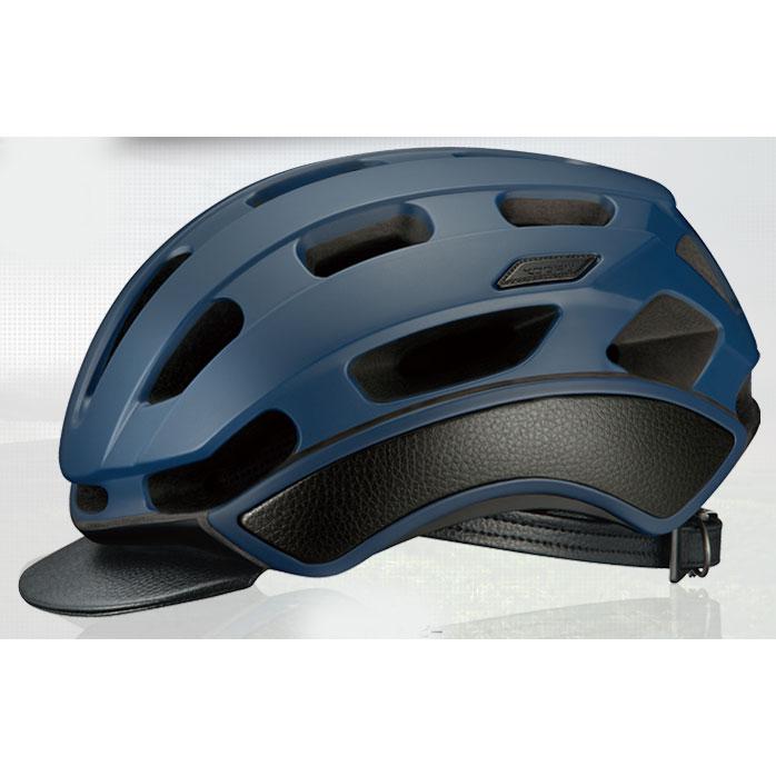 OGK KOOFU(コーフー) BCオーロ マットネイビー ヘルメット