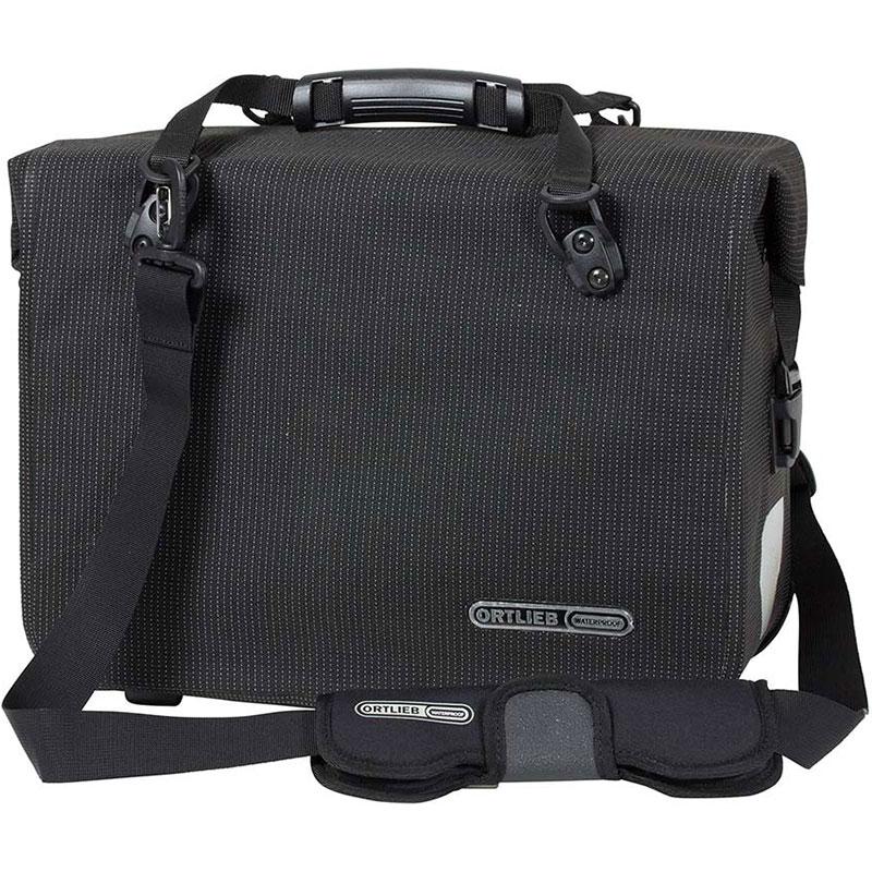 オルトリーブ オフィスバッグ QL3.1 HV F70952 ブラックリフレックス Lサイドバッグ