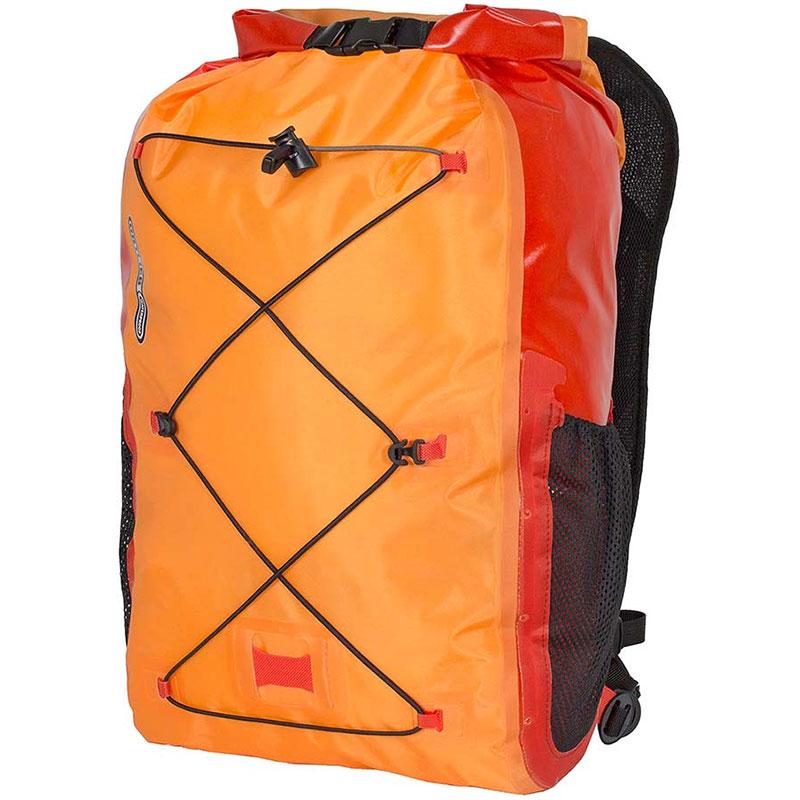 オルトリーブ ライトパック プロ25 R6053 オレンジ/シグナルレッド 25L