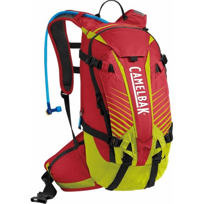 キャメルバック KUDU12 バルバドスチェリー/サルファースプリング ハイドレーションバッグ