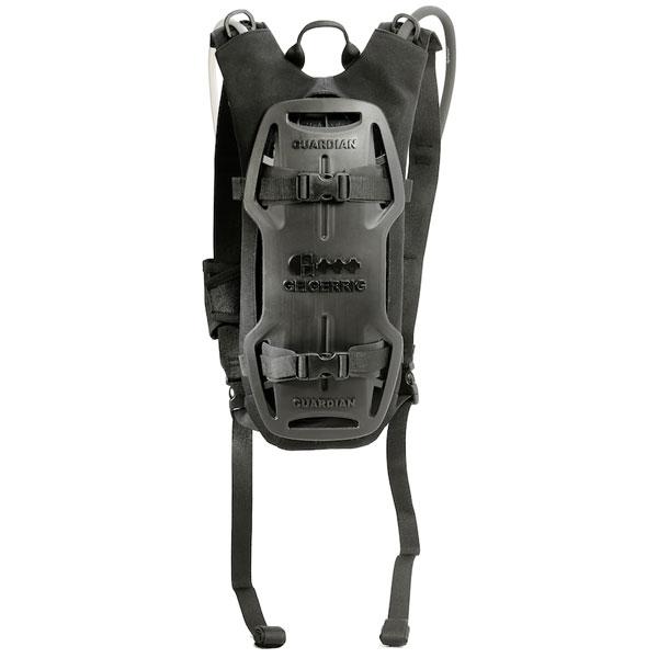ガイガーリグ タクティカル ガーディアン ブラック ハイドレーションバッグ