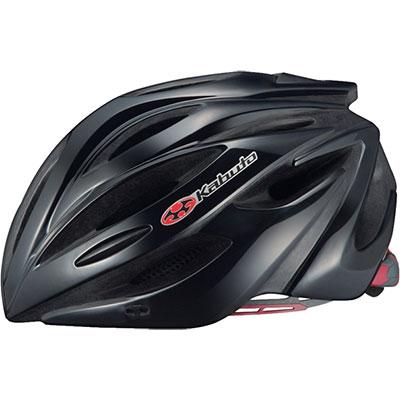 OGKカブト アルフェ ブラック ヘルメット