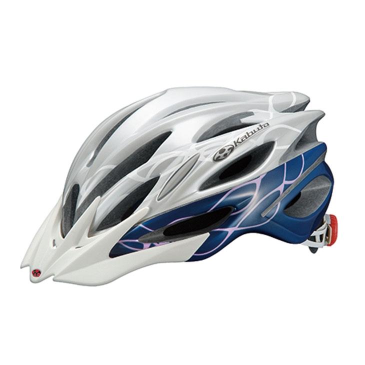 OGKカブト リガス2 レディース リングネイビー ヘルメット
