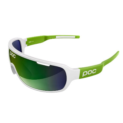 POC DO Blade(ドゥ ブレイド) Hydrogen White/Cannon Green