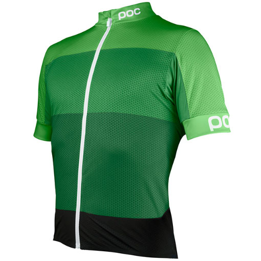 POC Fondo Light Jersey(フォンド ライト ジャージ) Pyrite Multi Green