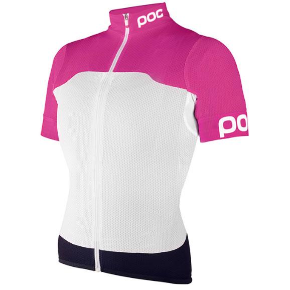 POC Raceday Climber Jersey(レースデイ ウー クライマー ジャージ)Fluorescent Pink レディース