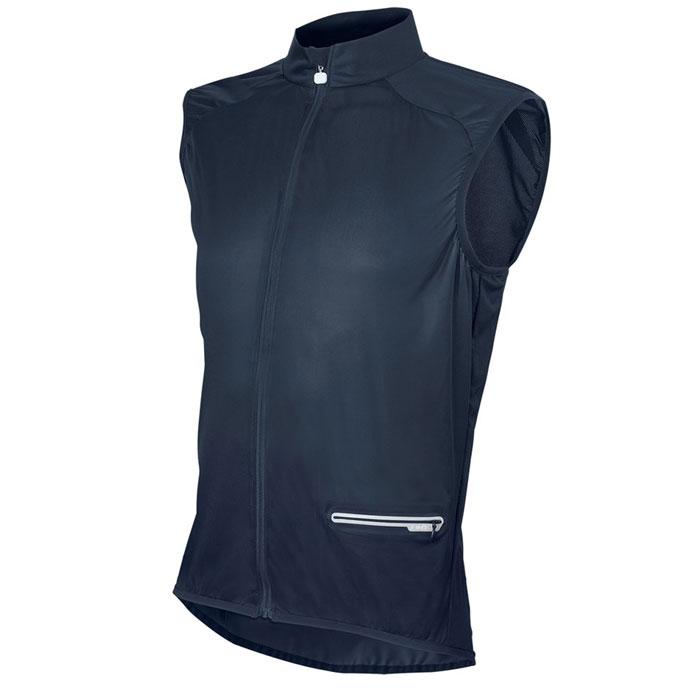 POC Fondo Wind Vest(フォンド ウィンド ベスト) Navy Black
