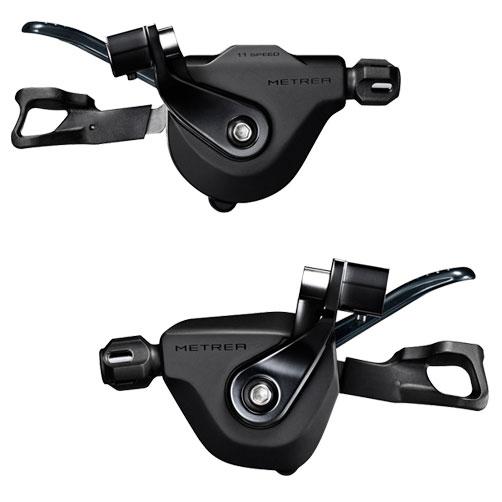 シマノ METREA SL-U5000 (I-Spec II) 左右レバーセット 2X11S【自転車】【ロードレーサーパーツ】