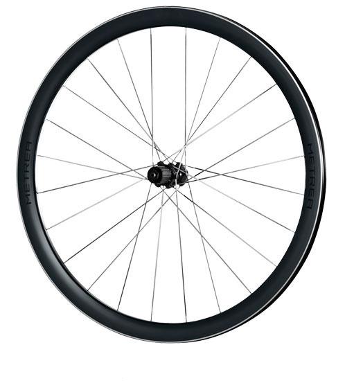 シマノ METREA WH-U5000 後のみ QR OLD:135mm【自転車】【ロードレーサーパーツ】