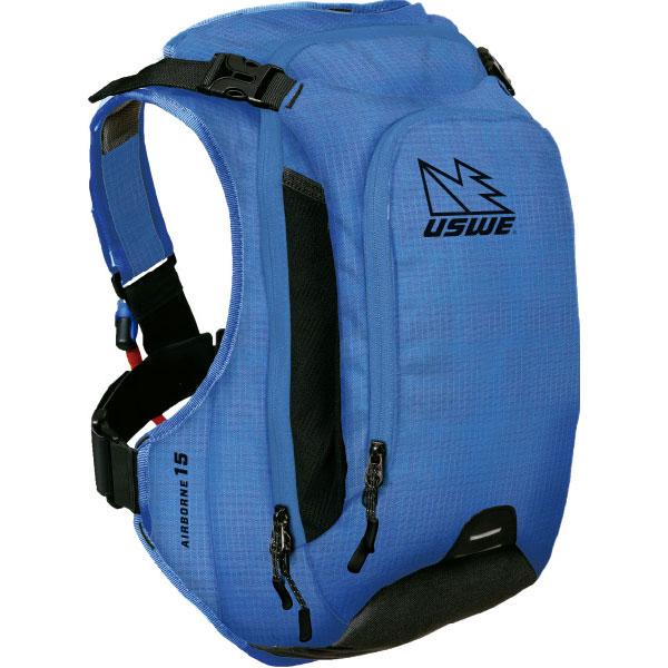 【急行】ユースウィー AIRBORNE 15 レースブルー ハイドレーションバッグ バックパック