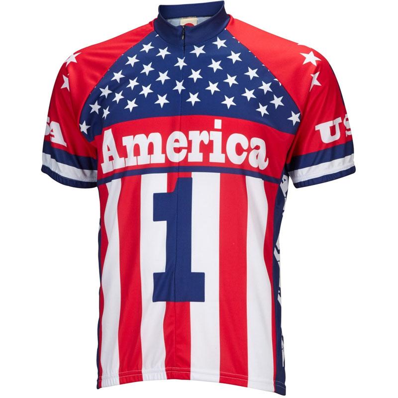 【現品特価】ワールドジャージ America One Jersey