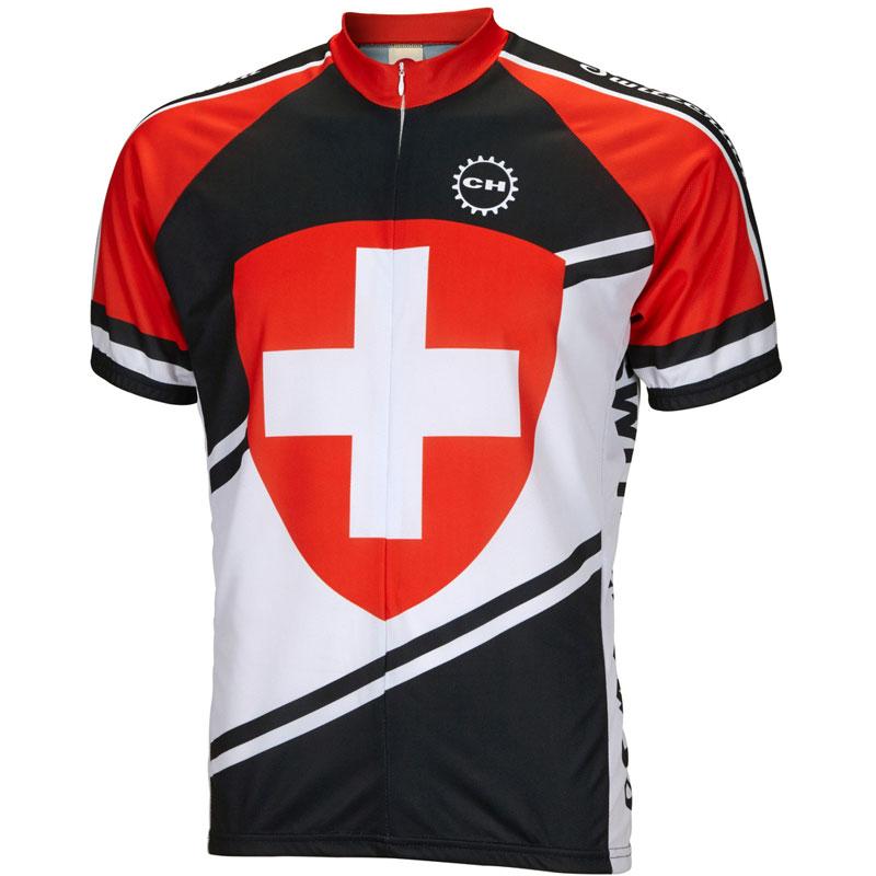 ワールドジャージ Switzerland Jersey