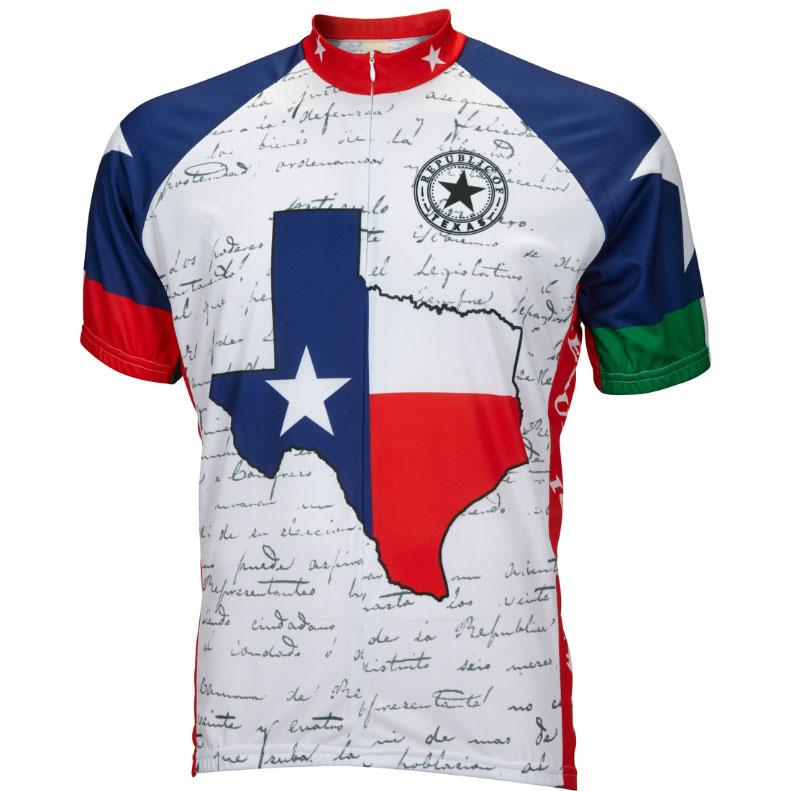 ワールドジャージ Texas Jersey