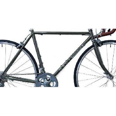 【代引不可】凪スピード・プロジェクト NCR700アルテグラ仕様 スチール・グレー【自転車】【ロードレーサー】