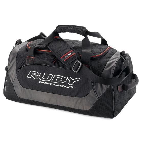 ルディプロジェクト ダッフル 36 ブラック/グレイ バッグ
