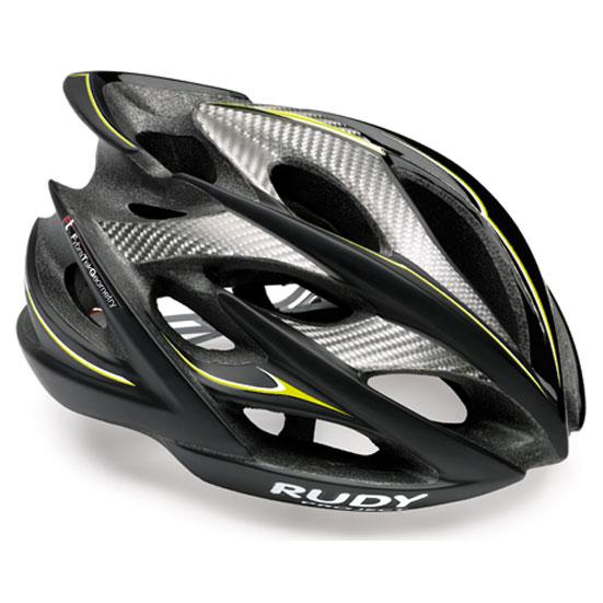 ルディプロジェクト ウィンドマックス ブラック/イエロー ヘルメット