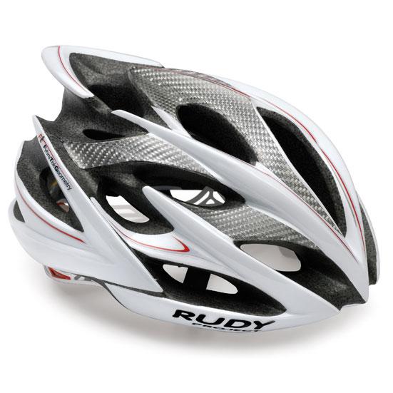 ルディプロジェクト ウィンドマックス ホワイト/シルバー ヘルメット