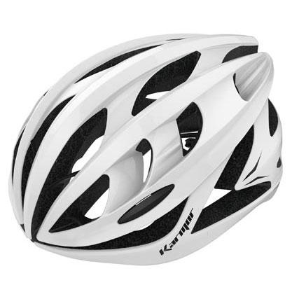 【急行】カーマー DITRO(ディトロ) ホワイト ヘルメット Karmor