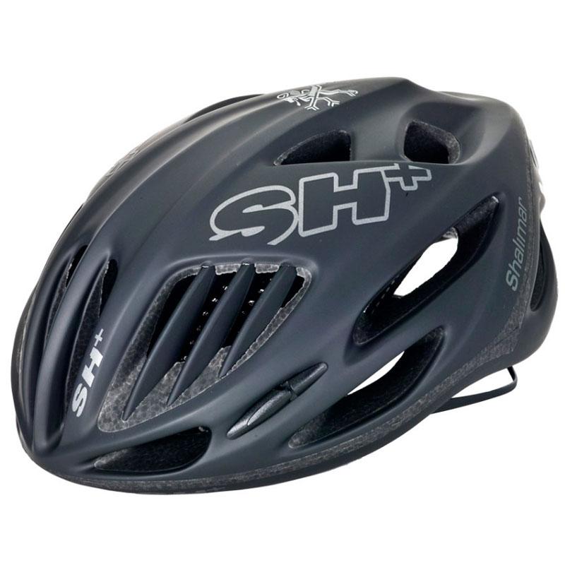 【SALE】SH+ SHALIMAR マットブラックフランドリアン ヘルメット