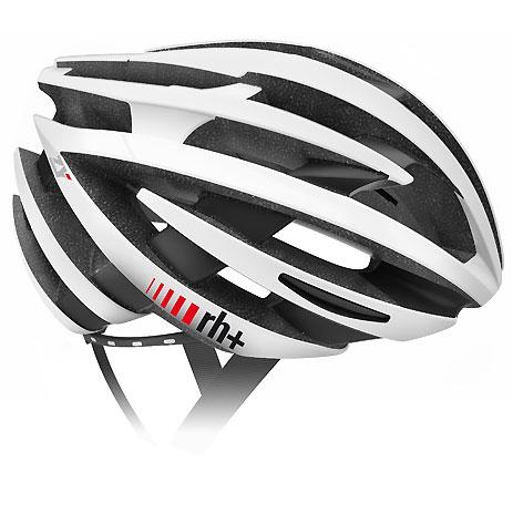 zerorh+ EHX6055 ZY 36マットホワイト/ブリッジマットブラック ヘルメット