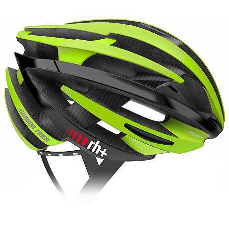 zerorh+ EHX6061 ZY 08マットグリーン/アローシャイニーブラック ヘルメット