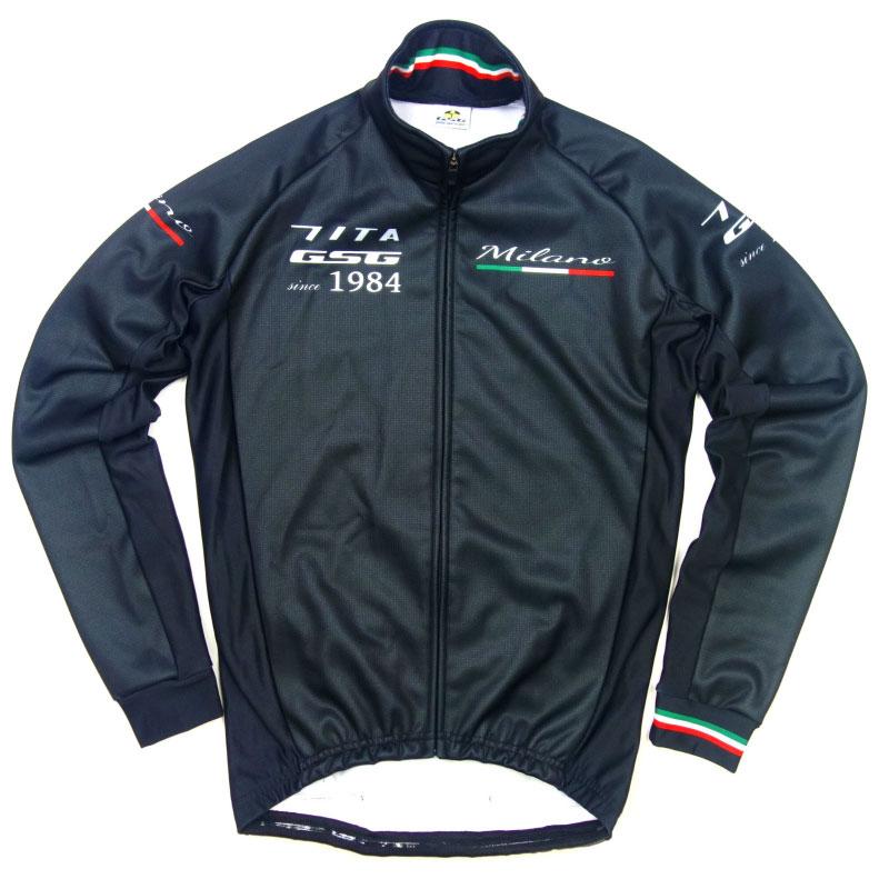 セブンイタリア Milano Jacket Black
