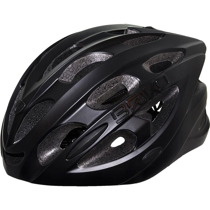 ブリコ クウォーター マットブラック ヘルメット